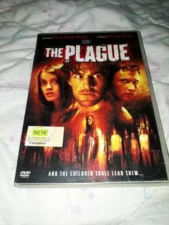 THE PLAGUE ( DVD )