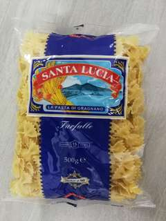 Pasta for sale
