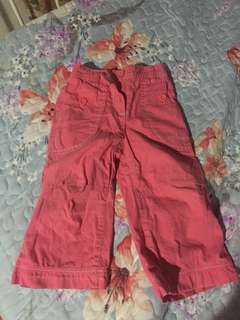 Kids trousers for girl