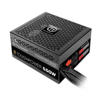 Thermaltake Toughpower 550W 80+ Gold Power Supply
