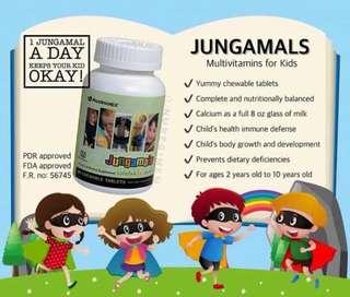 Jungamals Lifepak for kids