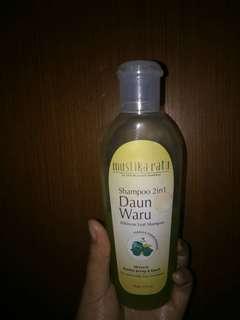 Shampoo mustika ratu