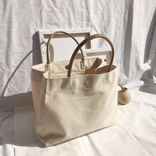 Canvas Tote Bag #Ramadan50