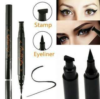Waterproof Eye Wing Stamp & Eye Liner