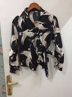 Flaminggo blouse