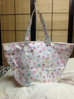 SANRIO HELLO KITTY BAG AND POUCH