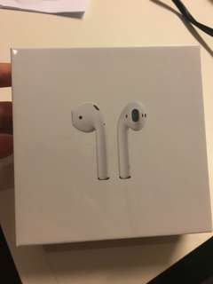 [Brand New Sealed] 全新Apple Airpods 香港行貨 絕對正貨