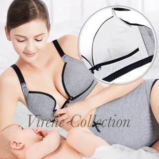 Breastfeed Nursing Cotton Bra