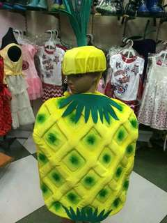 Fruits and Vegetables Nutrition Month Costume