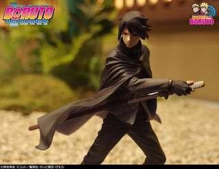 Looking for Boruto New Generation Sasuke Figure