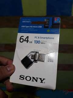 Sony Otg 64GB