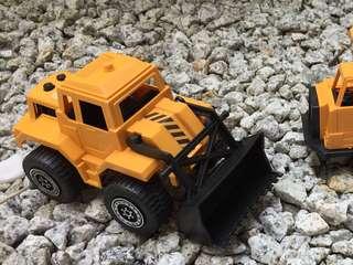 Front Loader Truck