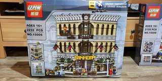 Lego Lepin building block. Complex.