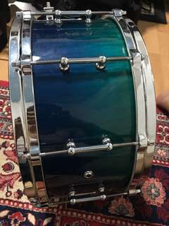 Pork Pie Percussion CUSTOM 14x7 Bubinga Snare