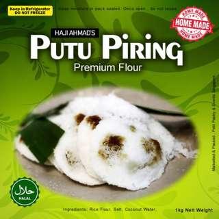 Putu Piring Premium Flour (Stocked)