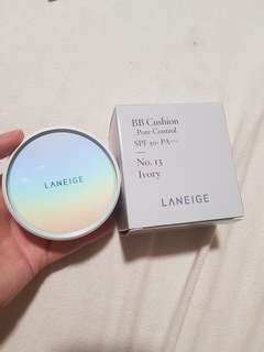 Laneige BB Cushion Pore Control - Shade 13