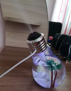 Aroma Terapi Aromatherapy Lampu Bulb LED Light Lucu Unik Murah