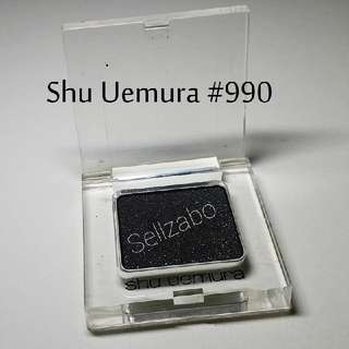 Shu Uemura Black Eyeshadow Eyes Shadows Makeup Sellzabo Cosmetics Eyesshadows Colour 植村秀 Shuuemura