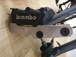 Caliper Brembo