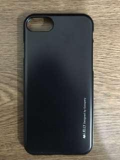 iPhone7/8 Goospery Black