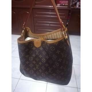 LV Monogram Delightful MM