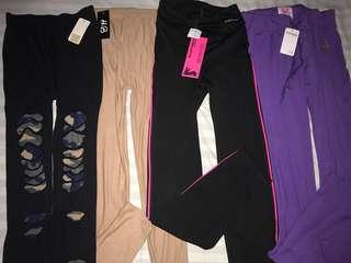Workout Pants/Leggings Bundle