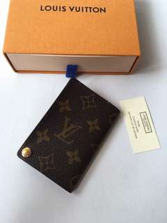 Authentic Classic Louis Vuitton Monogram Card Holder