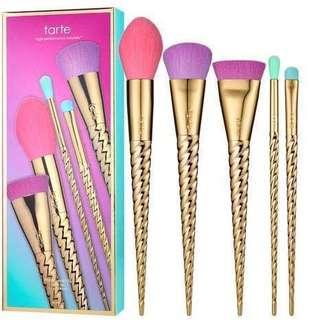 Tarte Unicorn Magic Wands Makeup Brush Set