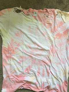Tie-dye vintage T-shirt