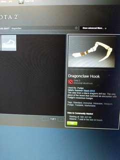 Dota 2 Dragonclaw Hook