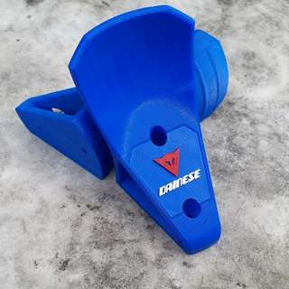 Dainese 3D [Printed] HelmSuit Holder Blue