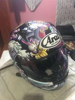 Arai Helmet Fullface Oriental Limited