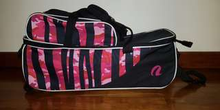 Ultimate 3-Ball Tote Bowling Bag