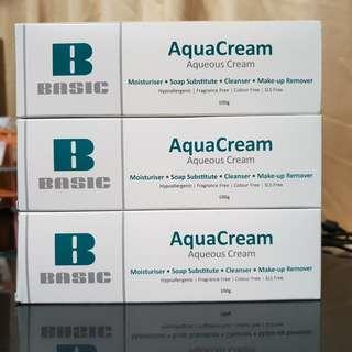 Basic AquaCream Aqueous Cream (100g)