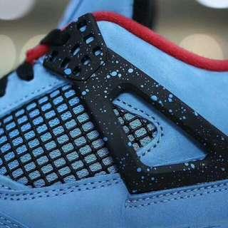 Nike Air Jordan 4 Travis Scott