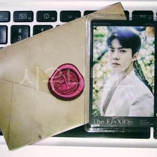 Sehun Access Card (EXO Planet # 4: ElyXiOn in Manila)