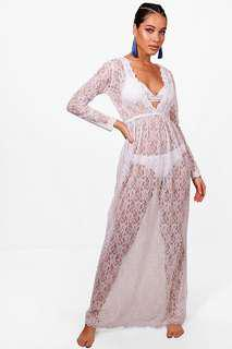 BNWT Beach Lace Cover Up