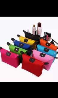 Water proof cosmetic pouch