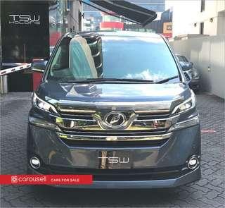 Toyota Vellfire 3.5A V L-Edition