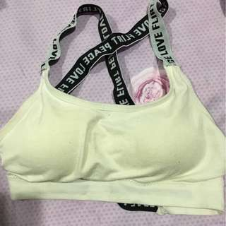 fashion sport bra