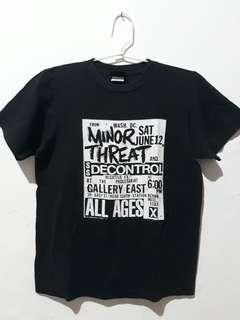 MINOR THREAT & SSDECONTROL