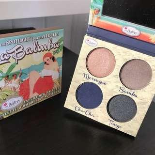 The Balm 'La Balmba' Eyeshadow Palette Vol.2