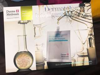 瑞士 Derma Medream Gel Mask 凝膠面膜