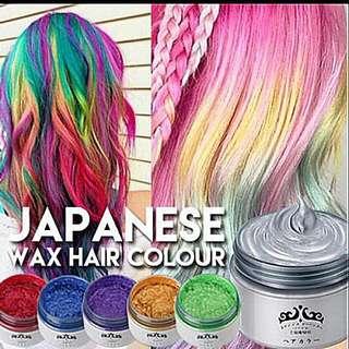 Japanese Colour Wax