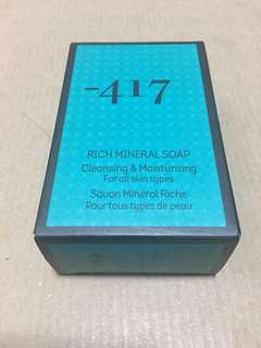 -417 Mineral Soap