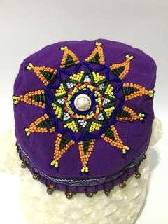 🚚 原住民風軟帽