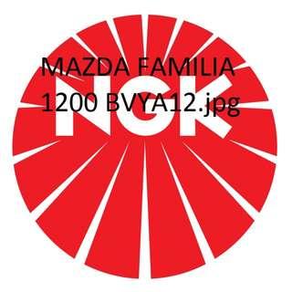 FAMILIA BVYA12 CR12DE LFR5AP-11 NGK 火咀