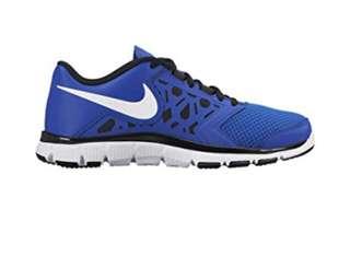 Nike blue supreme flex tr4