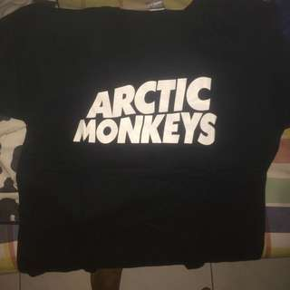 Kaos Band Arctic Monkeys