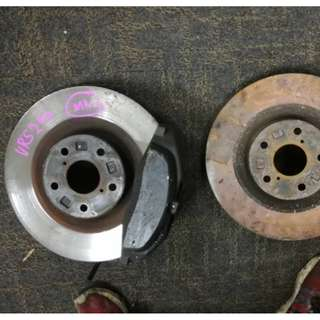 Toyota Crown Majesta Huge 350mm Front Brake Disc Rotor Caliper